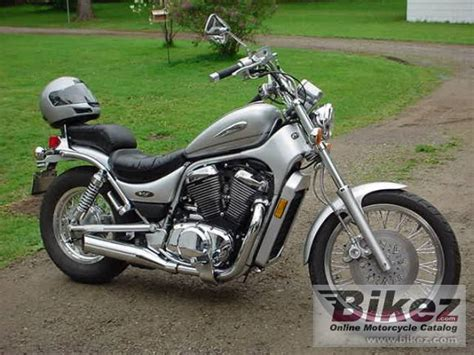 2003 Suzuki Intruder 800 Review Suzuki Vs 800 Intruder