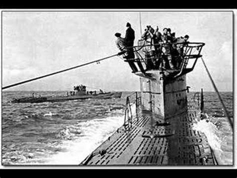 german u boats ww2 documentary atlantik marsch youtube
