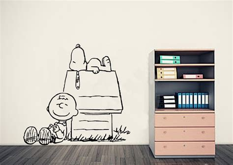 brown peanut wall sticker baby wall decals mural wall stickers nersery home