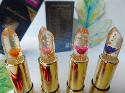 Terbaik Kailijumei Flower Jelly Lipstick Kailijumei Secret Jelly Flower Enchanted Lipstick Combo