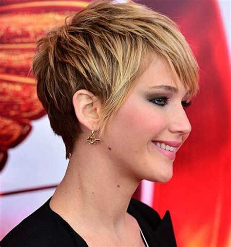 pin jennifer lawrence haircut 2014 short on pinterest best 20 jennifer lawrence pixie ideas on pinterest
