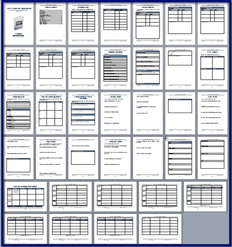 participant workbook template how to create a marketing plan course participant materials