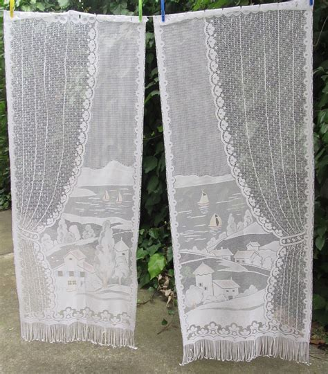 cafe curtain panels lace curtains cafe curtains lace curtain panels by