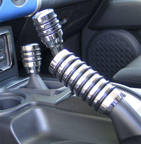Fj Cruiser Shift Knobs by Pirate Fj0000sc Kit 07 14 Toyota Fj Cruiser Chrome Billet