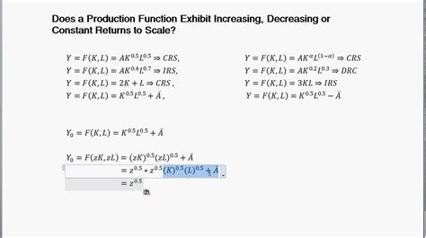 Solow Model Exercises