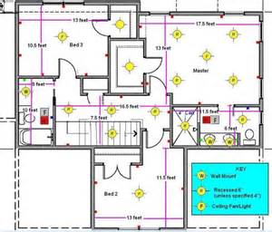 lighting floor plan help reviewing lighting layout in new house doityourself