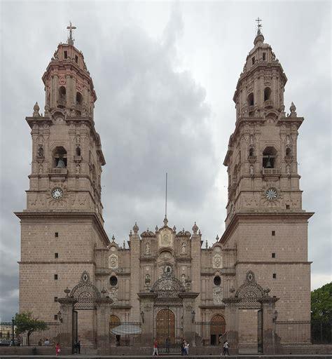 portada arquitectura la enciclopedia libre catedral de morelia la enciclopedia libre