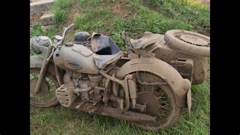 Ural Motorrad Youtube by Ural Gespann Beiwagen Motorrad Oldtimer Boxermotor Sidecar