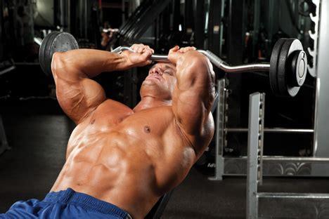 triceps extension bench press may 20 2014 gymbeginner 健身入門