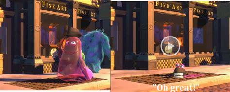 monsters inc bathroom scene pixar series 04 monsters inc beeminor