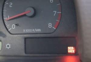 volvo 850 service light reset how to service light reset in volvo s70 v70 c70 1997 2005