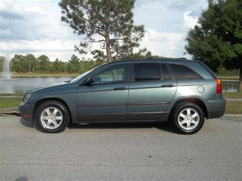 chrysler srx find used 2005 chrysler pacifica suv awd 4x4 all wheel