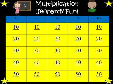 Www Math Play Com Math Jeopardy Html Math Jeopardy Is A Free Math Jeopardy