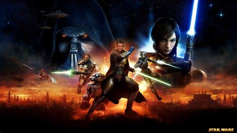 Star Wars The Old Republic Wallpaper 1920x1080 Swtor Wallpapers 1920x1080 Wallpaper Cave