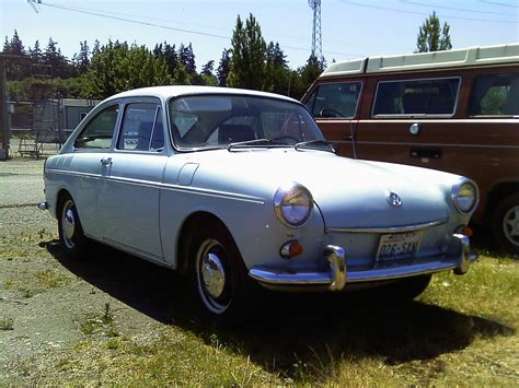 volkswagen type 3 curbside classic 1969 vw type 3 fastback in company