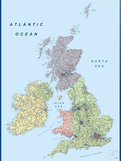 magnetic map united kingdom digital maps netmaps uk