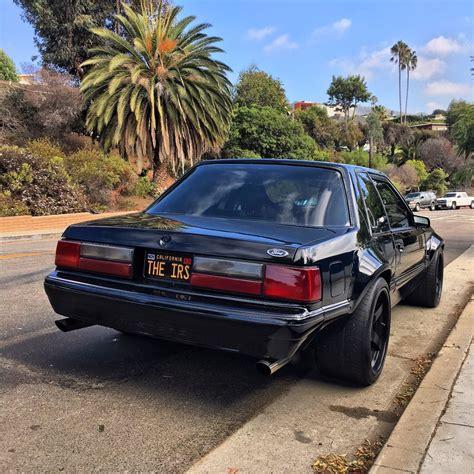 1988 ford mustang lx matt farah s 1988 ford mustang