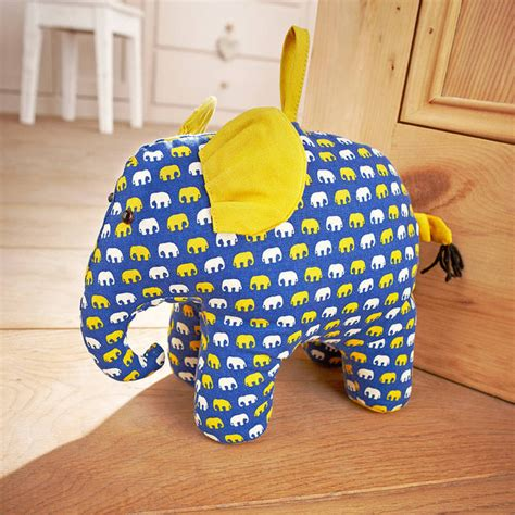 Novelty Door Stops 27 ways to subtly cover your home in elephants