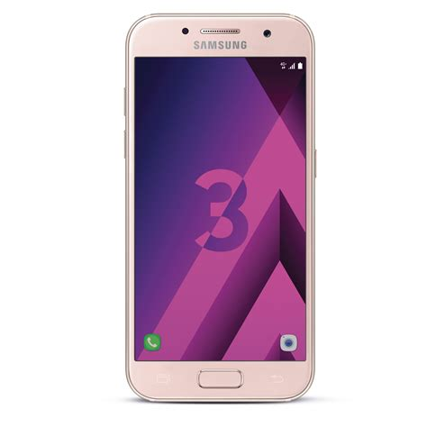 Go L0685 A3 2017 Print 3d Samsung samsung galaxy a3 2017 mobile smartphone samsung sur ldlc