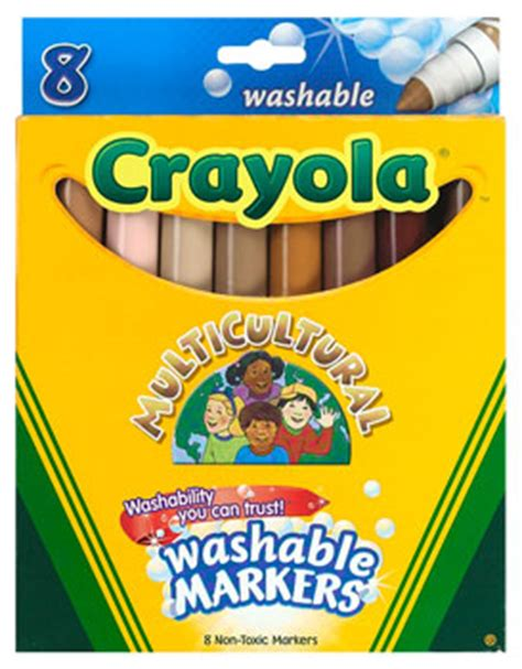 crayola skin color on the other calling these quot multicultural markers
