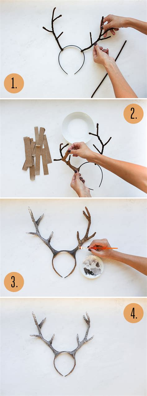 deer antlers diy hocus pocus my animals costume conrad