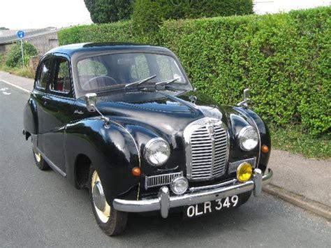 Austin Car Upholstery Sold 1954 Austin A40 Somerset