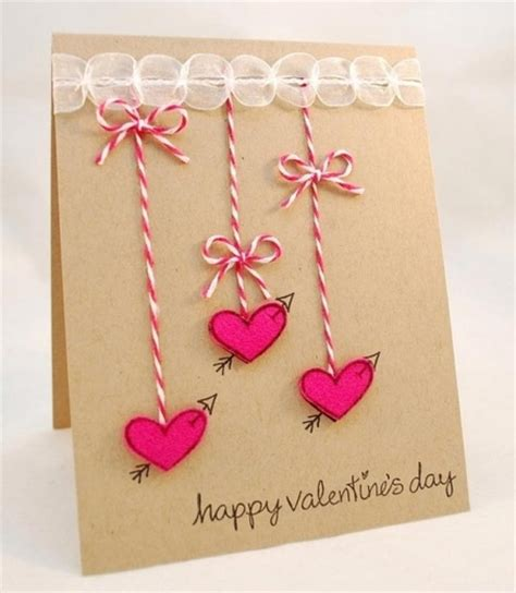 Handmade Ideas For Valentines Day - valentine s day card ideas for boyfriend