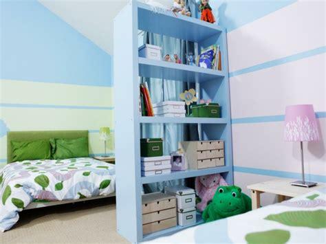 Trennwand Kinderzimmer