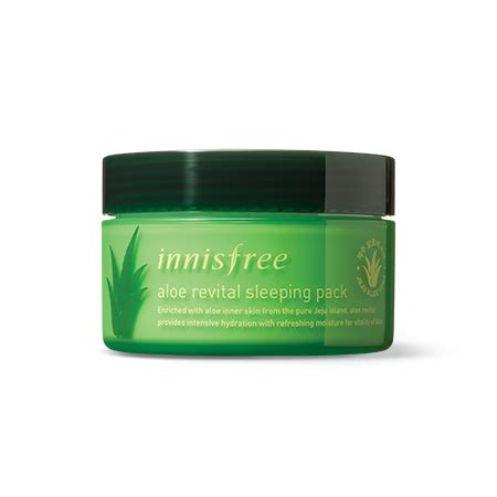 Harga Innisfree Green Tea Sleeping Pack produk perawatan kulit masker sleeping masks innisfree