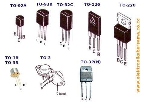 gambar kaki transistor menentukan kaki dan jenis transistor dengan multitester digital semua gratis