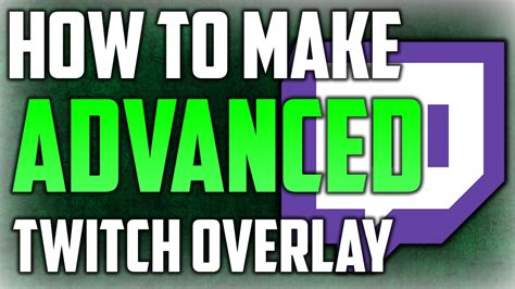 how to make pattern overlay photoshop how to make a youtube twitch overlay in photoshop
