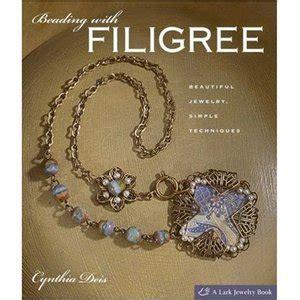 jewelry books free beading with filigree beautiful jewelry simple