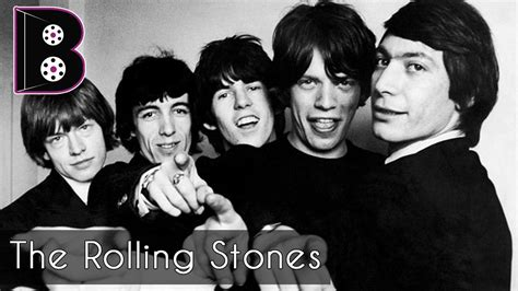 Rolling Stones Band Musik the rolling stones an rock band rock of ages