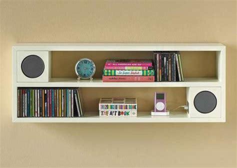 bookshelf stereo or stereo bookshelf technabob