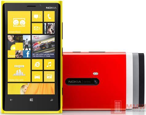 wp8 nokia lumia 920 anunciado