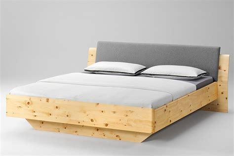 polsterkopfteil bett zirbenbett mit polsterkopfteil wohnopposition berlin