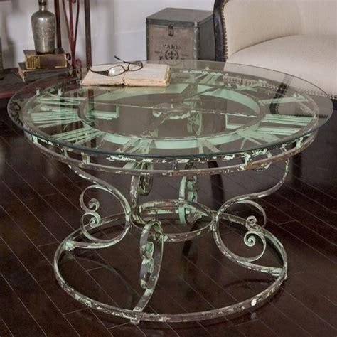 coffee table clock ravenna coffee table clock 615010