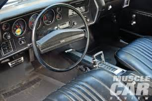 1971 Chevelle Ss Interior by 301 Moved Permanently