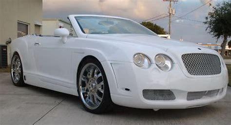 Chrysler Sebring Bentley Kit Car Pictures   Car Canyon