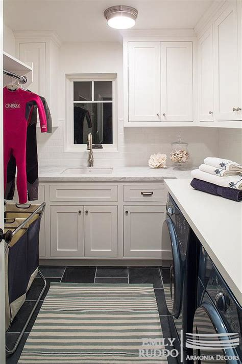 laundry room drying rod white laundry room cabinets with stainless steel apron sink contemporary laundry room