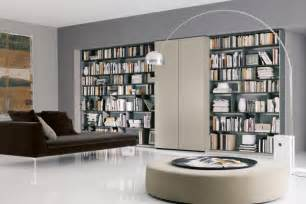 home library interior design modern library home smart decobizz