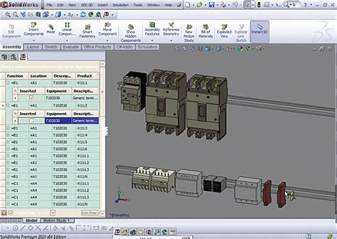 autocad layout not initialized electrical design for solidworks users