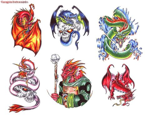 dragon flash tattoo designs free flash free flash pictures designs