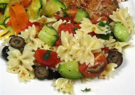 best cold pasta salad pasta salad recipe by jamie oliver food com