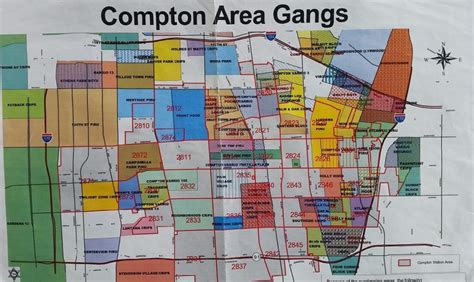 compton map once upon a time in compton gallery compton police gangs