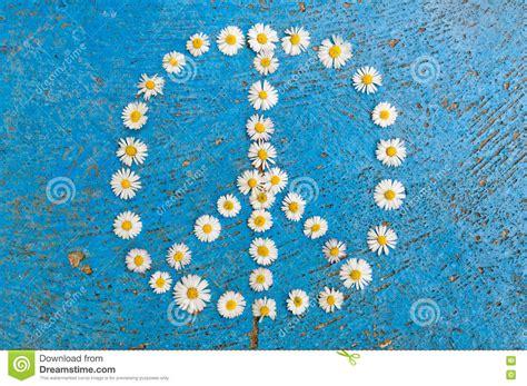 simbolo dei fiori simbolo di pace dei fiori stock photos royalty free pictures