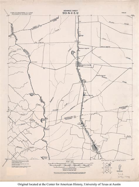 iola texas map texas topographic maps perry casta 241 eda map collection ut library