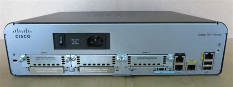 Router Cisco 1941 cisco 1941 1900 integrated services router network