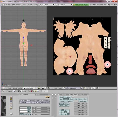 body templates for blender blender 3d noob to pro miscellaneous tutorials print