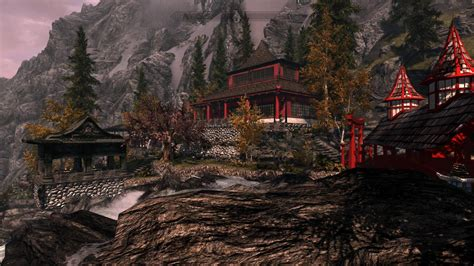 skyrim house mods japan home purchase at skyrim nexus mods and community